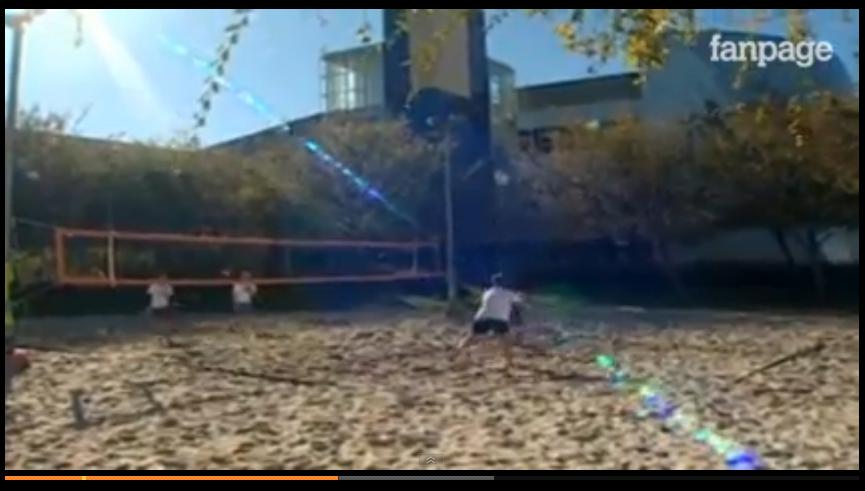 google beach volley
