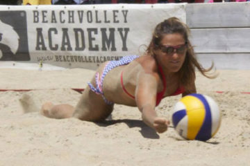 Medicina, scienza e tecnologia in campo con la Beach Volley Academy