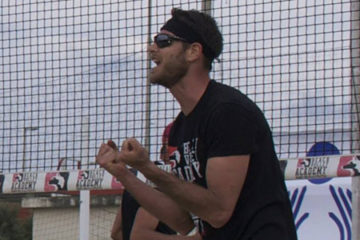 Beach Volley Academy: Il beach volley dentro l'uovo di Pasqua