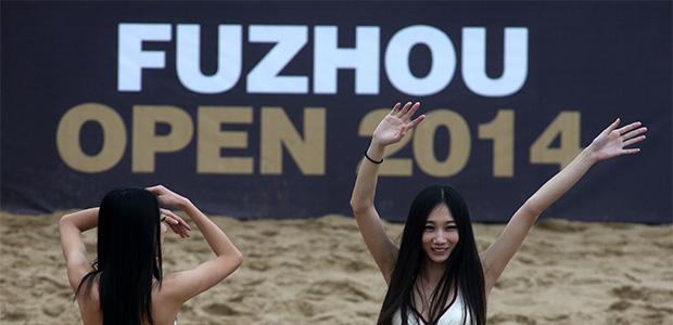 fuzhou open 2014