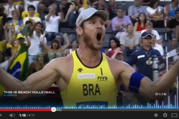 Video: Questo è il Beach Volley! 4 minuti di pura adrenalina…