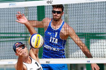 Grand Slam Shangai: Nicolai-Lupo a punteggio pieno. Domani in campo le donne