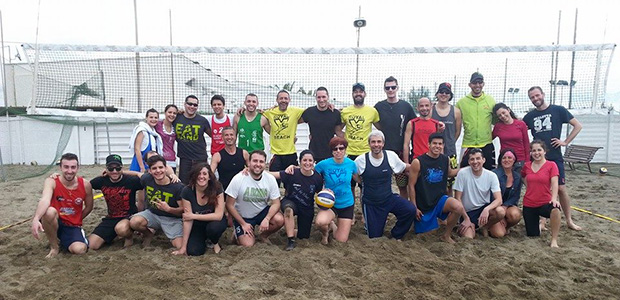 royal beach volley
