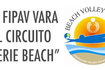 La Federazione abolisce i tornei open e regionali e vara il circuito 'Serie Beach'