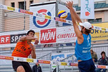 CEV Masters Baden: Ficosecco-Casadei accedono al main draw! Out Cecchini-Martino