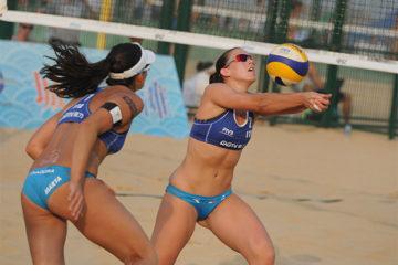 Grand Slam Shangai: Gioria-Giombini e Menegatti-Orsi Toth out nei 16imi di finale