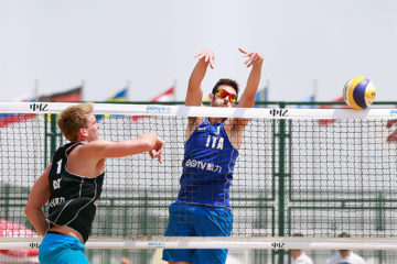 Grand Slam Shangai: Nicolai-Lupo ai quarti di finale contro gli americani Rosenthal-Dalhausser