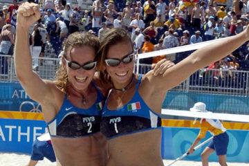 Daniela Gattelli e Lucilla Perrotta di nuovo in campo con la BVA
