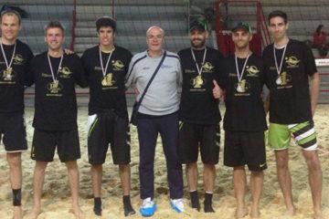 La Royal Beach Volley campione interregionale Mikasa Cup