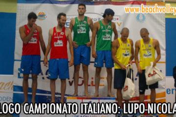 Prologo Campionato Italiano: Lupo-Nicolai sul gradino più alto