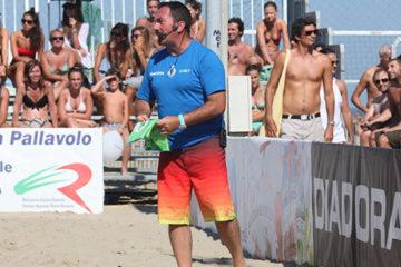 """La lettera di Fabrizio """"Bitto"""" Di Paolo, voce indiscussa del beach volley italiano"""