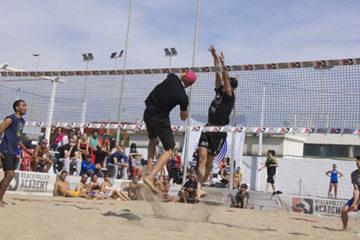 Domenica 8 giugno i campioni fanno tappa alla Beach Volley Academy
