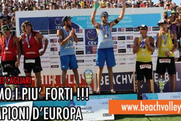 Lupo-Nicolai più forti di tutti! CAMPIONI D'EUROPA