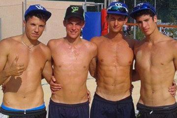 """Podio al Campionato Italiano Under per il team Royal """"De Fabritiis/Rizzi"""""""