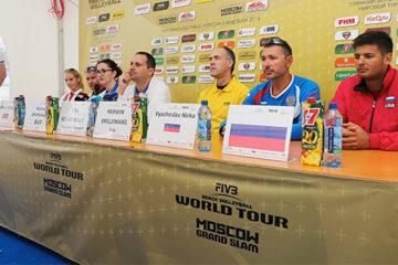 Grand Slam Mosca: Main Draw per Gioria-Giombini. Out i gemelli Ingrosso. Domani il tabellone principale
