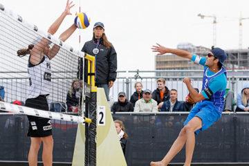 Grand Slam Berlino: Nicolai-Lupo e Tomatis-Ranghieri accedono agli ottavi da imbattuti. 17imo posto finale per le azzurre