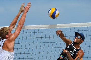 Grand Slam Long Beach: Nono posto per Nicolai-Lupo e Menegatti-Orsi Toth.