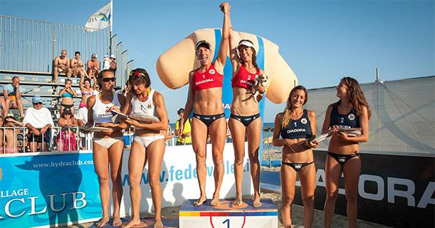 podio campionato italiano casal velino