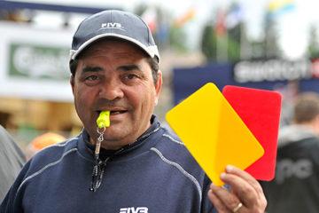 L'italiano Sacco saluta l'attività internazionale dopo oltre 1.000 gare arbitrate