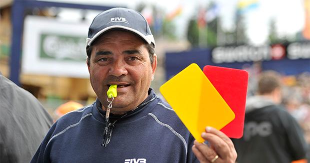 sacco world tour arbitro
