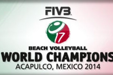 Mondiali U17 Acapulco: Due coppie italiane al via
