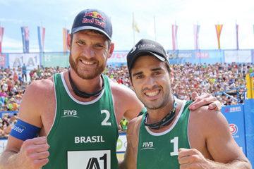Grand Slam Klagenfurt: Medaglia d'argento per Nicolai-Lupo. Il Brasile sul gradino più alto del podio