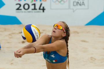 Giochi olimpici giovanili estivi: Primo stop per Lantignotti-Enzo