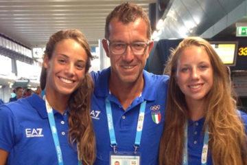 Giochi olimpici giovanili estivi: Buona la prima per Lantignotti-Enzo