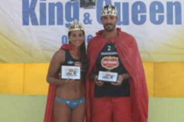 Del Monte King & Queen of the Beach: Trionfano Alex Ranghieri e Marta Menegatti
