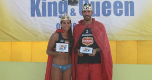 menegatti ranghieri king queen of the beach