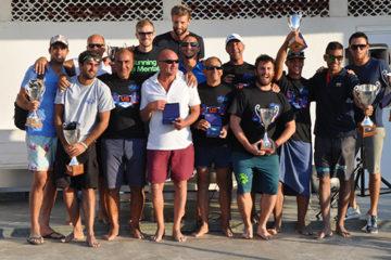 """XVIII Torneo dell'Albos memorial """"Federico Pozzi"""": Il team """"Amores"""" di Andrea Lupo (MVP) sul gradino più alto del podio. Tutti i premi individuali"""