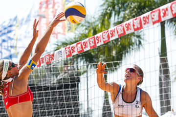 Grand Slam Sao Paulo: Menegatti-Orsi Toth volano agli ottavi di finale. I gemelli Ingrosso e Tomatis-Ranghieri in campo nei sedicesimi