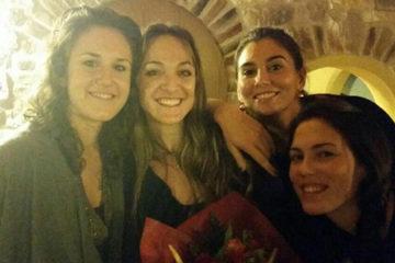 Daniela Gioria neo dottoressa in Scienze Psicologiche