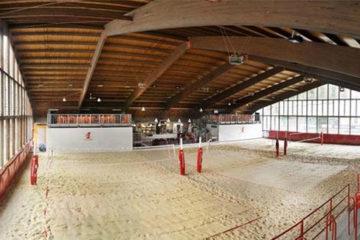 Domenica 7 dicembre la prima tappa milanese del campionato indoor