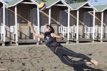 Gennaio non ferma i temerari della Beach Volley Academy