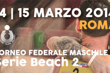 Week End di beach volley indoor maschile alla Royal Beach Volley