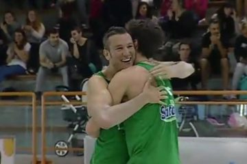 Finali Campionato Italiano Indoor: Toti-Giogoli e Abbiati-Andreatta T. campioni d'Italia indoor