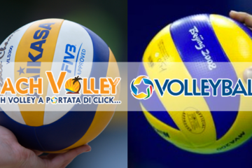 BeachVolleyTour.it e Volleyball.it insieme per un'informazione a 360 gradi su pallavolo e beach volley