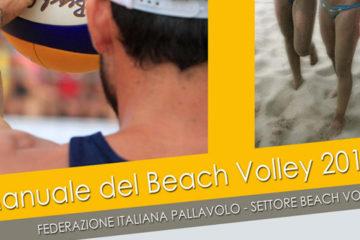 Documenti: Pubblicato il Manuale del beach volley 2015