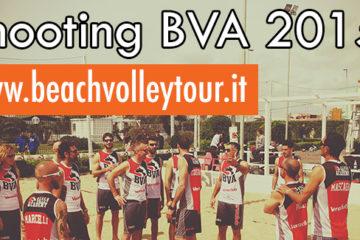 Shooting BVA 2015: Si parte per Bibione