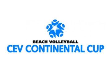 CEV Continental Cup: Arrivano i primi verdetti del Round 3. La prossima settimana gli azzurri a Montpellier