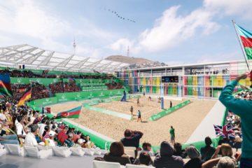 European Games, azzurri e azzurre partono per Baku