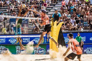 Major Series Porec: Ranghieri-Carambula, fantastico bronzo