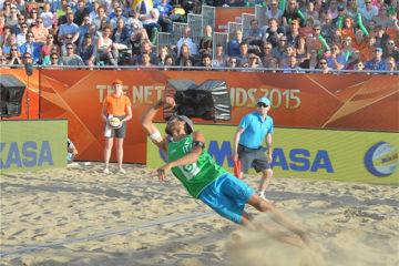 Mondiali 2015: Battuta d'arresto per Nicolai/Lupo. 0-2 dagli olandesi Brouwer/Meeuwsen