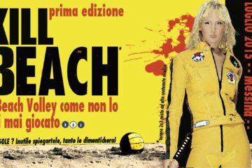 """Il 25 luglio a Messina il primo torneo 3×3 misto KILL BEACH 2015: """"Occhio allo shot"""""""