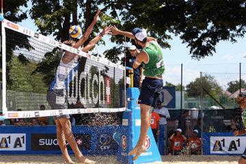 Europei 2015 Klagenfurt: Terza vittoria per Nicolai/Lupo. Sconfitte indolore per i gemelli Ingrosso, Ranghieri/Carambula e Caminati/Rossi