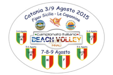 Finali Campionato Italiano 2015: Definite le coppie in semifinale vincente