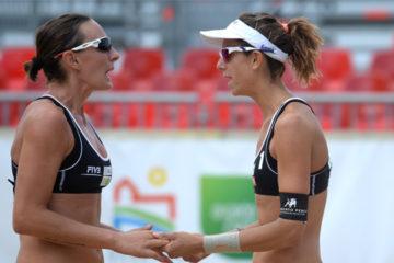 Grand Slam Olsztyn: Cicolari/Momoli superano al tiebreak Lobato/Soria. Alle 15.40 sfida alle brasiliane Carol/Maria Clara