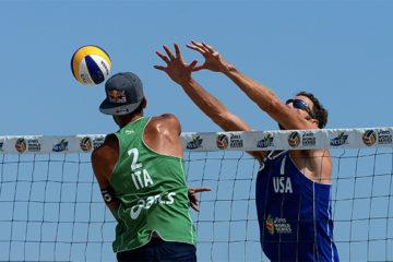 Grand Slam Long Beach: Tiebreak fatale per Nicolai/Lupo