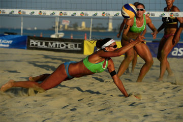 Grand Slam Long Beach: Seconda vittoria per Menegatti/Orsi Toth. Nicolai/Lupo ok